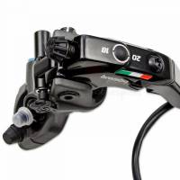 BREMBO 19RCS CORSA CORTA RADIAL MASTER CYLINDER: THREE DIFFERENT BRAKE MODULATION OPTIONS