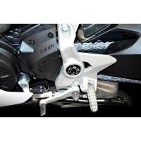 Ducabike - Ducabike CENTRAL FRAME CAP KIT: Ducati Monster 821/1200, Desert Sled, Supersport 17+ - Image 4