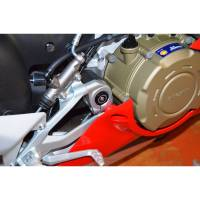 Ducabike - Ducabike CENTRAL Frame Caps: Panigale V4 - Image 2