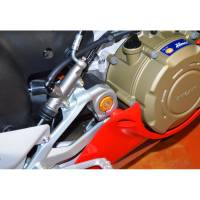 Ducabike - Ducabike CENTRAL Frame Caps: Panigale V4 - Image 3
