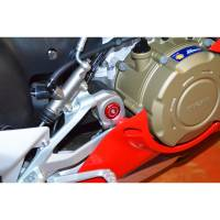 Ducabike - Ducabike CENTRAL Frame Caps: Panigale V4 - Image 4
