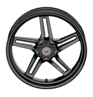 BST RAPID TEK 5 SPLIT SPOKE WHEEL SET (6 inch rear): BMW S1000RR