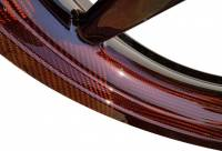 BST RAPID TEK 5 SPLIT SPOKE WHEEL SET(6 inch rear): Honda CBR 1000 09-16 [Base and SP model] 17+