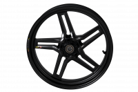 BST Wheels - BST RAPID TEK 5 SPLIT SPOKE WHEEL SET [6 inch rear]: Suzuki GSX-R 1000 [Non-ABS] 2009-2015 - Image 2