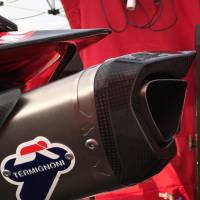 TERMIGNONI RACING FULL EXHAUST SYSTEM: PANIGALE V4
