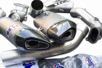 Exhaust - Full Systems - Termignoni - Termignoni Force Design Complete Racing Exhaust System: Ducati Panigale 1199/ 1299 [Including The Licence Plate Holder]