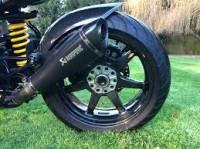 BST Wheels - BST Panther TEK Carbon Fiber 7 Spoke Wheel Set: BMW R nineT - Image 3