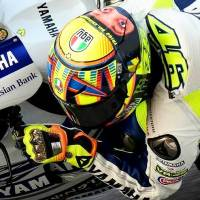 AGV Closeout - AGV Corsa Valentino Rossi Winter Test 2013 Limited Edition Helmet [Extremely Rare]