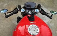 Ducabike - Ducabike Adjustable Clip-ons: Ducati Monster 1200 S/ R [57mm] - Image 5