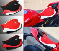 Parts - Body - Ducabike - Ducabike SEAT COVER: Ducati Panigale V4 Rider Seat