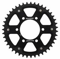 Supersprox - SUPERSPROX Stealth 520 [Alloy Center/Steel Outer] Sprocket: OZ / BST / Marchesini [BLACK ONLY]