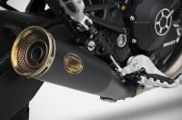 ZARD Ducati Scrambler Desert Sled ZUMA Silencer