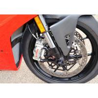 Ducabike - DUCABIKE BRAKE PLATE HEAT-SINK RADIATOR: Any model with Brembo 100mm Radial M4 / M50 / Stylema Calipers - Image 5