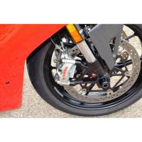 Ducabike - DUCABIKE BRAKE PLATE HEAT-SINK RADIATOR: Any model with Brembo 100mm Radial M4 / M50 / Stylema Calipers - Image 6