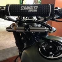 Ducabike - Ducabike/?hlins Steering Damper Kit: Ducati Scrambler - Image 8