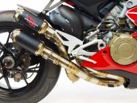 Competition Werkes - Competition Werkes Slip-on Exhaust: Panigale V4/S/R
