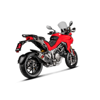 Akrapovic - Akrapovic Titanium Slip-On Exhaust: Ducati Multistrada 1200-1260 '15-'19 - Image 3