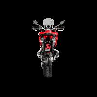Akrapovic Titanium Full Exhaust System: Ducati Multistrada 1200 [15-17],1260/1260S