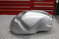 Beater Aluminum Fuel Tanks - Beater DUCATI Monster S4RS Hair-LinedHand CraftedAluminum Fuel Tank - Image 2