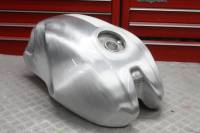 Beater Aluminum Fuel Tanks - Beater DUCATI Monster S4RS Hair-LinedHand CraftedAluminum Fuel Tank - Image 4