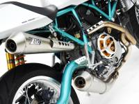 Zard - ZARD 2-2 TI/TI Full Racing System : Sport 1000/ Paul Smart