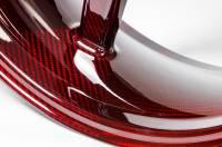 "BST Wheels - BST 5 SPOKE CARBON FIBER WHEELS: KTM RC 390 [17 X 2.75"" Front, 17 X 4.5"" Rear] - Image 7"