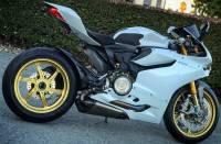 Akrapovic - Akrapovic Evolution Titanium Full Exhaust System: Ducati Panigale 899-959-1199-1299 - Image 11