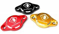 Engine & Performance - Engine External - Ducabike - Ducabike Billet Crankcase Inspection Cover: Ducati Panigale V4/S