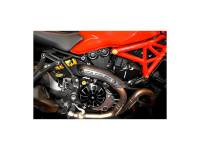 Ducabike Billet Clutch Cover: Ducati Monster 1200, 1200 S/R, MTS 1200, MTS 1200 Enduro, MTS 1260