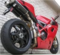 BST Wheels - BST 7 Spoke Wheels: Ducati 1098/1198 /SF 1098/ MTS 1200/ SS 939 - Image 4