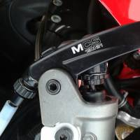 Brembo - Brembo MCS High Performance Kit; Highly Adjustable 18x19-21 Radial Brake Master Cylinder + Matching Cable Clutch Mount [Perch]: MV Agusta F3/Brutale - Image 5