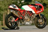 """BST Wheels - BST 5 Spoke Wheel Set: Ducati Sport Classic/Paul Smart/ GT 1000 [5.5""""] Rear - Image 5"""