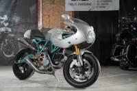 """BST Wheels - BST Diamond TEK Carbon Fiber 5 Spoke Wheel Set [5.75"""" Rear]: Ducati Sport Classic, Paul Smart, GT1000 - Image 9"""