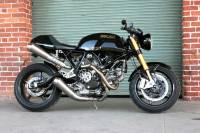 """BST Wheels - BST Diamond TEK Carbon Fiber 5 Spoke Wheel Set [5.75"""" Rear]: Ducati Sport Classic, Paul Smart, GT1000 - Image 10"""