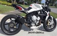 "BST Wheels - BST Diamond Tek Carbon Fiber Rear Wheel [5.5""]: MV Agusta F3 675/800, Brutale 675/800, Stradale, Turismo Veloce, Rivale - Image 3"