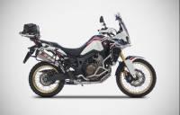 Zard - ZARD Full Exhaust System: Honda Africa Twin '16-'19 - Image 2