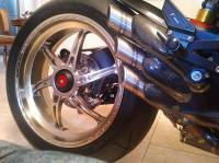 OZ Motorbike - OZ Motorbike GASS RS-A Forged Aluminum Rear Wheel: MV Agusta F4 / Brutale/ Dragster/RR [6.0] - Image 2