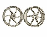 OZ Motorbike - OZ Motorbike GASS RS-A Forged Aluminum Wheel Set: MV Agusta Brutale 800 Dragster