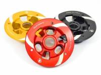 Ducabike - Ducabike Modular Clear Wet Clutch Cover, Pressure Plate & Pressure Plate Ring Combo: Ducati Panigale 959-1199-1299 - Image 2