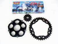 Drive Train - Rear Sprockets - SUPERLITE - SUPERLITE Quick Change Longevity Kit: DUCATI 996R/998/998R