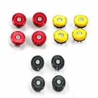 Body - Fasteners & Mounts - Ducabike - Ducabike Billet Frame Plugs: Ducati Panigale 959/1299