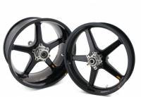 "BST Wheels - BST 5 Spoke Wheels: Ducati Scrambler 5.5""X17"" / 3.5"" X 18"""