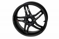 "BST Wheels - BST RAPID TEK 6"" REAR WHEEL: Ducati Panigale 1199-1299-V4, 1098-1198, SF1098, M1200, MTS1200-1260, SS 939"