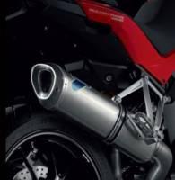 Termignoni - TermignoniRacing FULL Titanium EXHAUST SYSTEM: Ducati Multistrada '10-'14 - Image 5