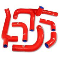Engine & Performance - Engine Cooling - Samco Sport - SAMCO Sport Silicone Radiator Coolant Hose Kit: Paso 907ie '91-'93 '6 Piece'