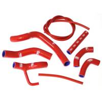 Engine & Performance - Engine Cooling - Samco Sport - SAMCO Silicone Coolant Hose Kit: Ducati Multistrada 1200 '10-'14