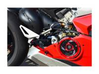 Ducabike - Ducabike Clear Wet Clutch Cover Spare 'Outer Ring Only': Ducati Panigale V4/S - Image 2