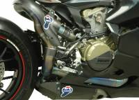 Termignoni - Termignoni Titanium Full Front Exit Racing Exhaust System: Ducati Panigale 899-959-1199-1299 - Image 2