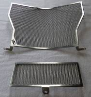 Protection - Guards - COX Racing - COX Radiator and Oil Cooler Guard Kit: S1000RR/R/XR/HP4
