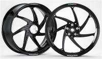 Marchesini - MARCHESINI M7RS GENESI Forged Aluminum Wheels: Ducati 848 / S4RS / Hypermotard / M1100 / M796